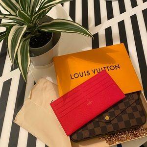 Louis Vuitton Felicie (INSERT ONLY)